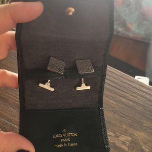 Louis Vuitton Cuff Links